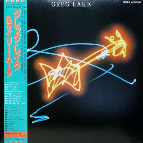 GREG LAKE (1981) f