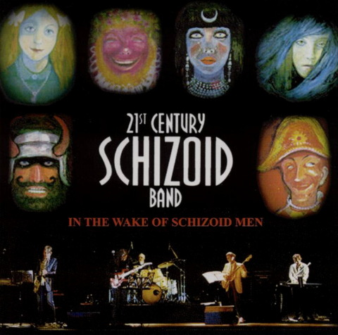 21st Century Schizoid Band - In The Wake Of