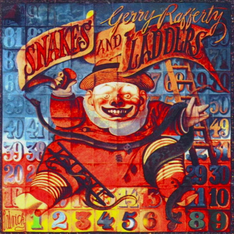 Gerry Rafferty - Snakes And Ladders (1980) CD(1998) f