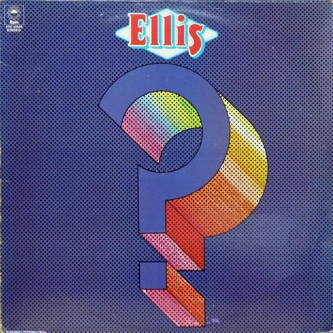 Ellis - why not  (1973) f