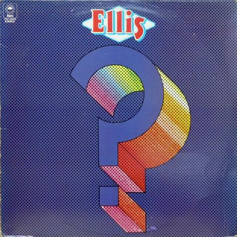 Ellis - why not  (1973) f