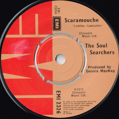 The Soul Searchers  - Scaramouche