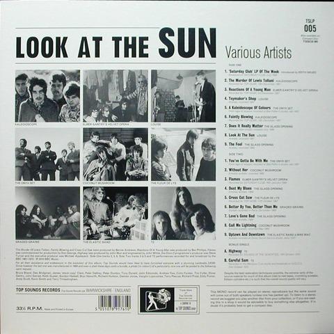 - LOOK AT THE SUN b
