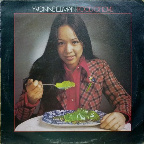 YVONNE ELLIMAN - FOOD OF LOVE (1973) F