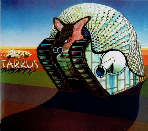 EMERSON LAKE AND PALMER - TARKUS Deluxe Edition (2012) 2CD+DVD f