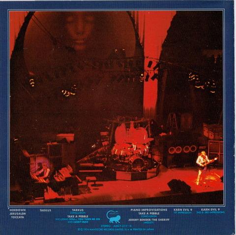 LADIES AND GENTLEMEN (1974), 2CD (1991) B
