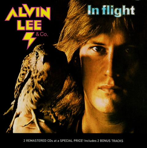 - In flight (1974) Remastered 2CD (1998) f