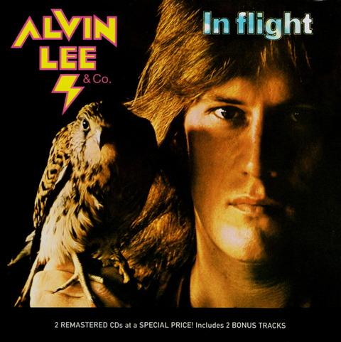 - In flight (1974) Remastered 2CD (1998) f