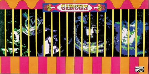 circus CD (1996) i