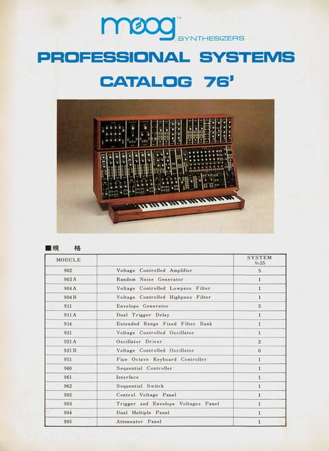 moog'76 A