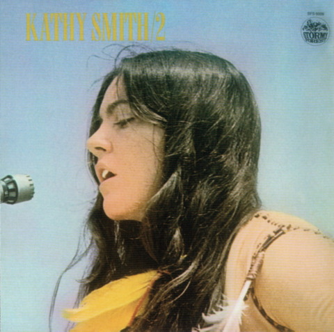 KATHY SMITH - 2 (1971) Reissue CD (2012) f