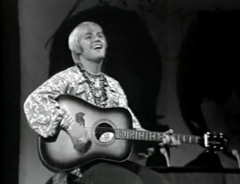 ALAN DAVID - COMPLETELY FREE (1967)tv