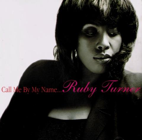 Ruby Turner - Call Me By My Name (1998) f BB