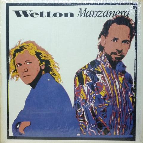 WETTON MANZANERA (1987) F