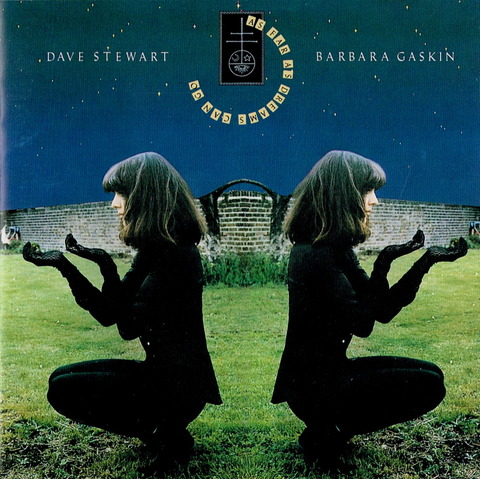 DAVE STEWART BARBARA GASKIN - AS FAR AS DREAMS CAN GO (1988)