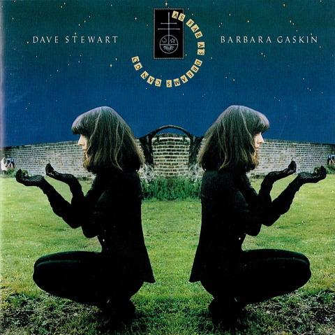 DAVE STEWART BARBARA GASKIN - AS FAR AS DREAMS CAN GO (1988)