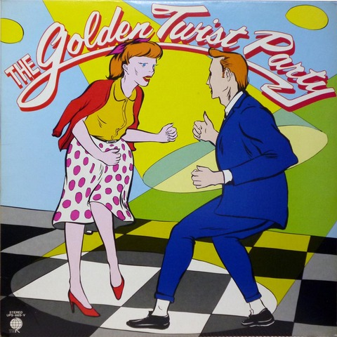 GRAFFITI-HOUSE BAND - THE GOLDEN TWIST PARTY (1977) F