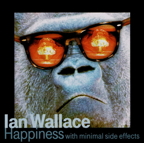 Ian Wallace - Happiness with minimal side effects (2006) f