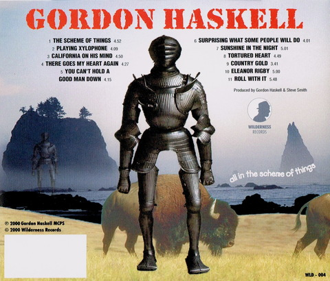 GORDON HASKELL - ALL IN THE SCHEME OF THINGS (2000) b