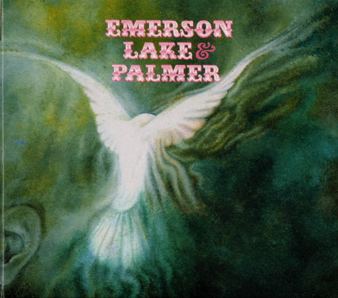 EMERSON LAKE AND PALMER - SAME Deluxe Edition (2012) 2CD+DVD f