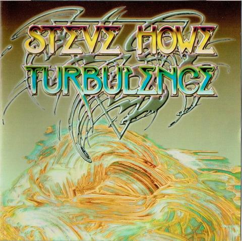 STEVE HOWE - TURBULENCE (1991)