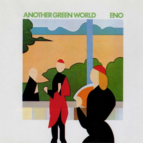 ENO - ANOTHER GREEN WORLD (1975), CD (1987) f