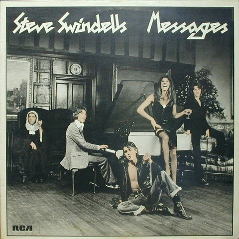 Steve Swindells - Messages f