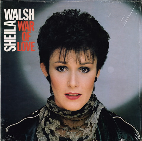 Sheila Walsh - War of Love (1983) F