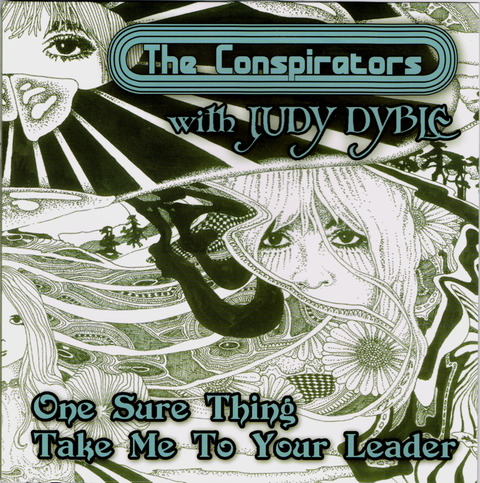 The Conspirators with JUDY DYBLE - One Sure Thing(2008) ps