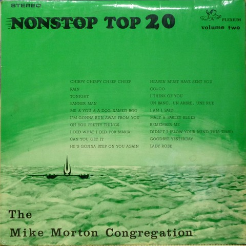 THE MIKE MORTON CONGREGATION NONSTOP TOP 20 volume 2f