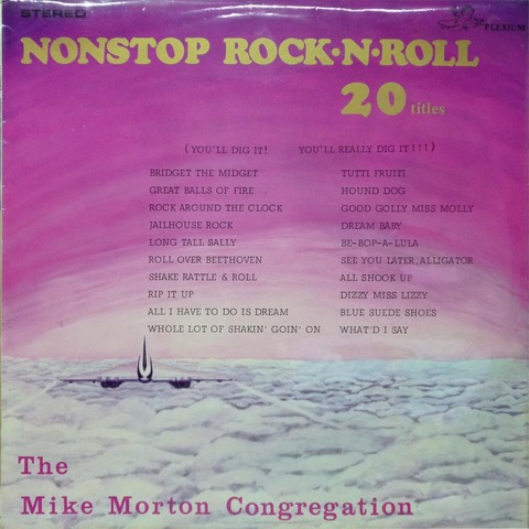 THE MIKE MORTON CONGREGATION - NONSTOP ROCKNROLL FJ