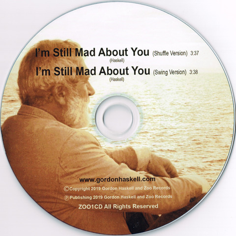 Gordon Haskell - I'm Still Mad About You D