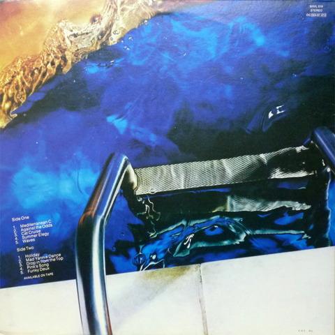 Richard Wright - Wet Dream (1978) b