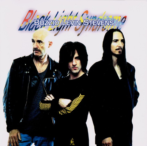 BOZZIO LEVIN STEVENS - Black Light Syndrome (1997)
