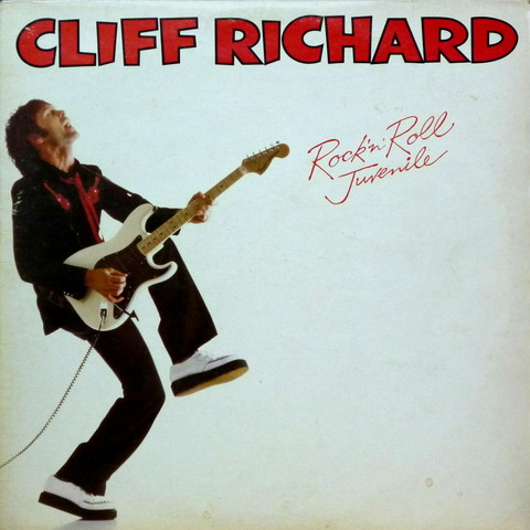 CLIFF RICHARD - Rock'n'Roll Juvenile (1979) f
