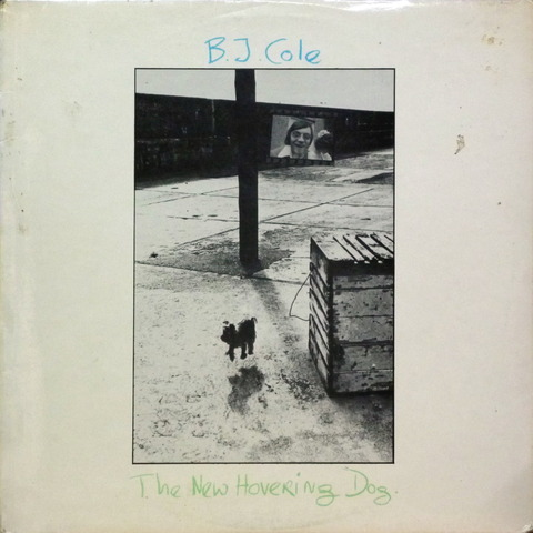 BJ Cole - The New Hovering Dog (1972) f