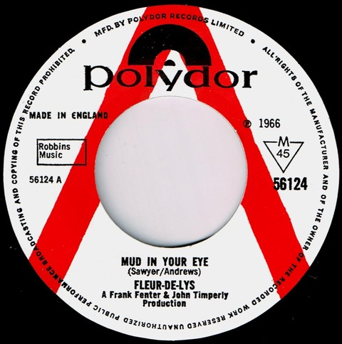 Fleur De Lys - Mud In Your Eye