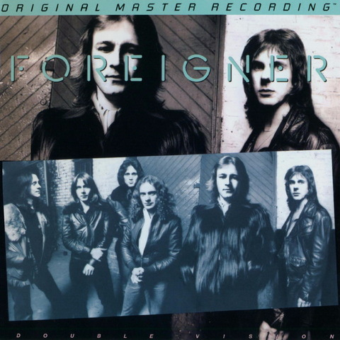 FOREIGNER - DOUBLE VISION (1978) Remaster CD (2011) F