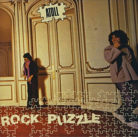 Atoll - Rock Puzzle (1979), reissue CD (2009) f