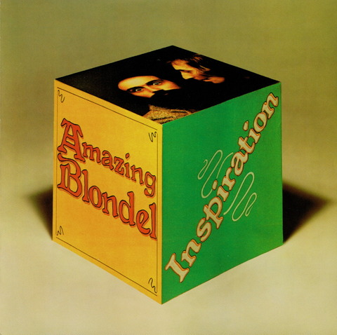 Amazing Blondel - Inspiration (1975) Reissue CD (2009) f