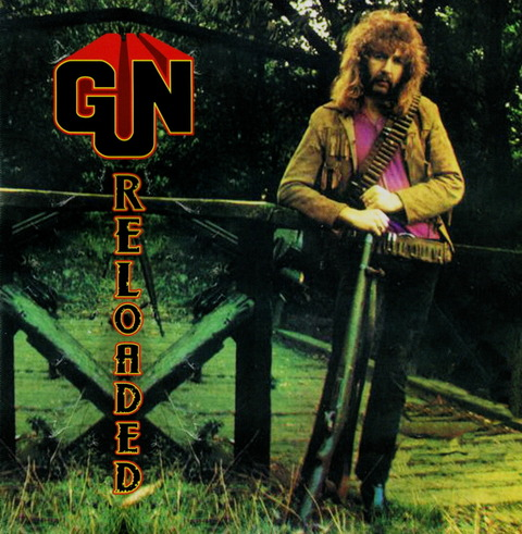 GUN - RELOADED (2007) CD+DVD f