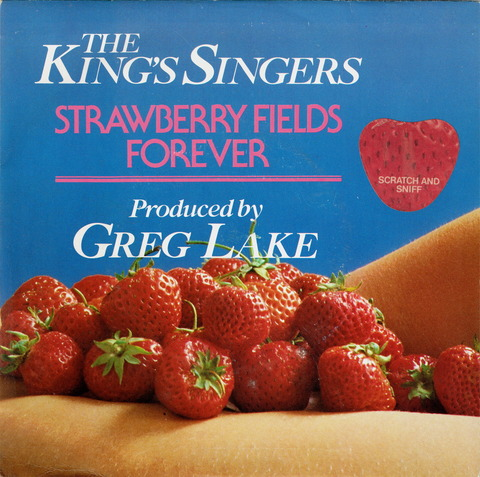 THE KING'S SINGERS - STRAWBERRY FIELDS FOREVER (1978)