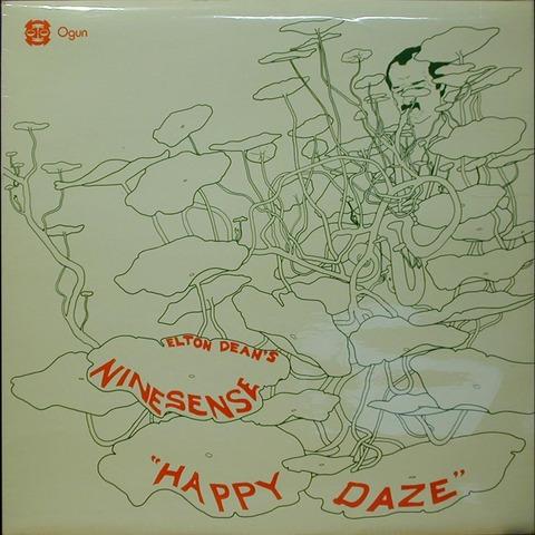 ELTON DEAN'S NINESENSE - HAPPY DAZE
