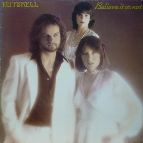 NUTSHELL Believe it or not (1979) f