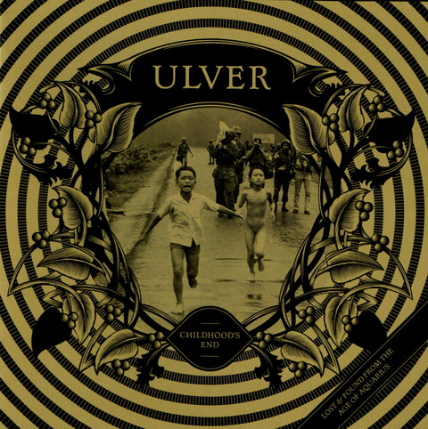 ULVER - CHILDHOOD'S END (2012) F