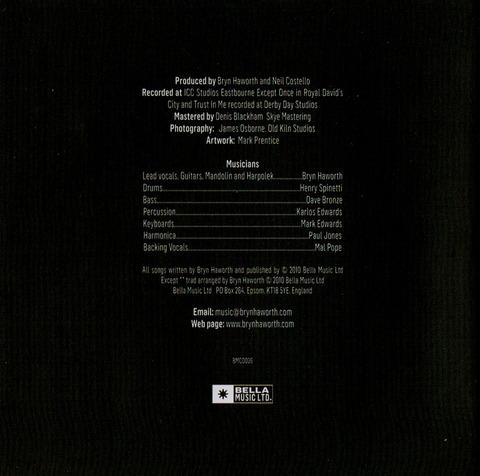 BRYN HAWORTH - ONE WAY TICHET (2010) I