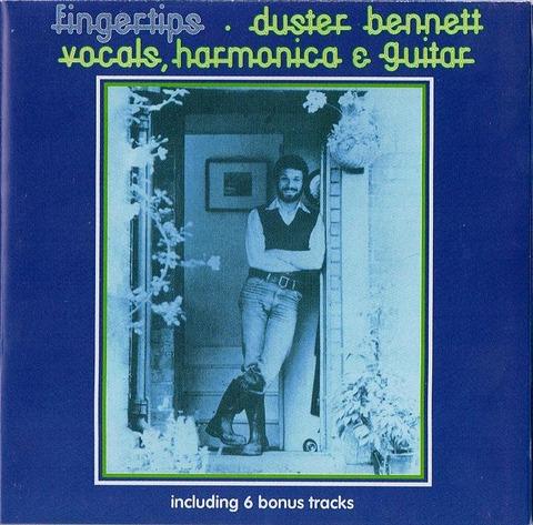 duster bennett - Fingertips f