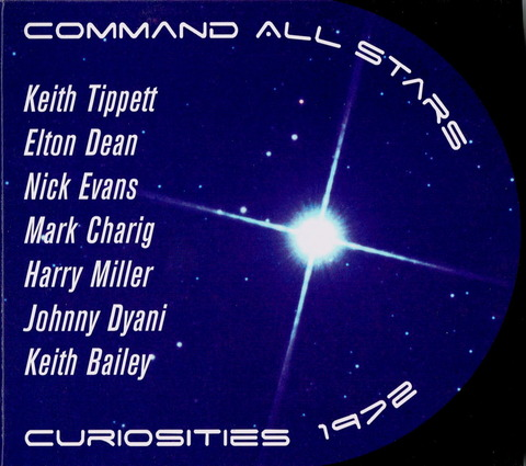 COMMAND ALL STARS - CURIOSITIES 1972 (2008)