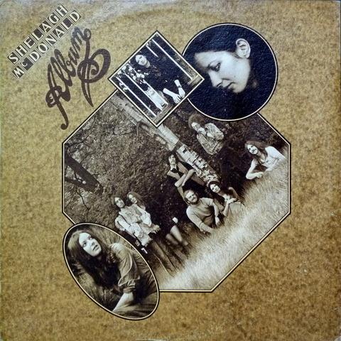 SHELAGH McDONALD - Album (1970) f