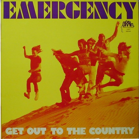 EEMERGENCY - GET OUT TO THE COUNTRY